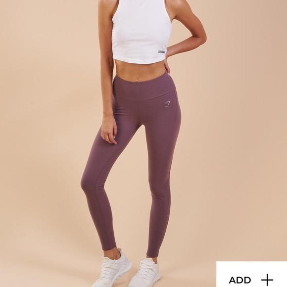 a3fcd8405ebbdb Gymshark Pants   Sleek Aspire Leggings   Poshmark